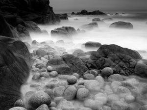 Grande Rocks,West coast of Guernsey