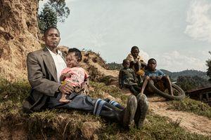 """Evidence of Resilience"" #13 Karombero Village, Rwanda"