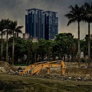 Transient Landscape # 5