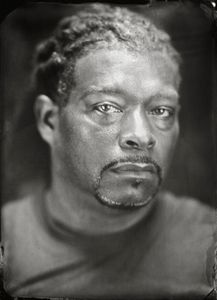 """Carey."" 5x7""  Wet-plate collodion tintype. © 2011 Keliy Anderson-Staley"