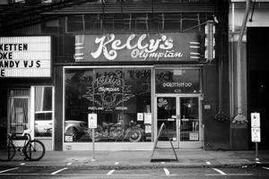 """Kelly's Olympian"" Portland, Oregon, 2013"