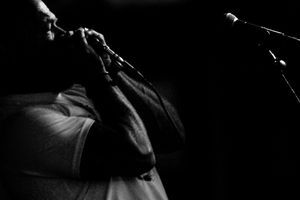 Feel The Blues: The Raw Energy of Live Music