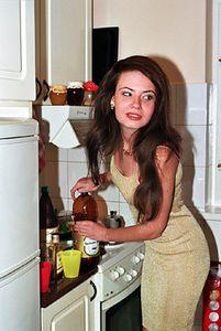 "Gabriel, Matre Drsquo; ndash; Brasserie Balzar, September 2007, from the series ""A Husband in Paris""  Katarina Radovic"
