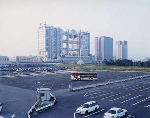 Odaiba I, 1997 © Takashi Homma, from Takashi Homma: Tokyo (Aperture, May 2008)