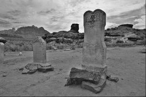 Graveyard, Ghost Town, Grafton, Utah