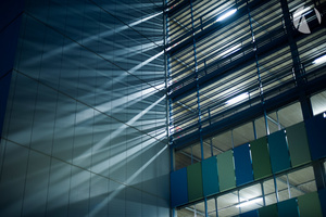 NCP Addenbrookes headlight beams