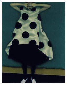 La robe à Pois, 1996 © Sarah Moon