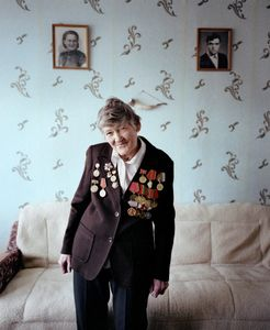 "From the series ""I Reminisce and Cry for Life"" © Agnieszka Rayss. Honorable Mention, 2013 LensCulture Exposure Awards"