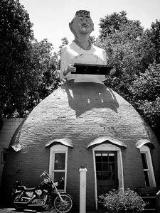 """""""Mammy's Cupboard"""", Natchez, Mississippi, 2001"""