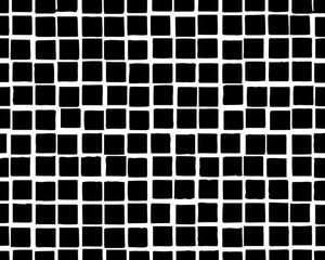 View from Inside a Security Envelope (Squares Pattern)