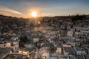 Matera, città misteriosa