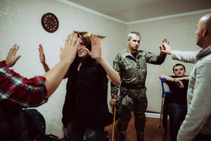 Ukraine's epidemic trauma