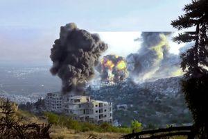 Composite #12, Syria, 2014.