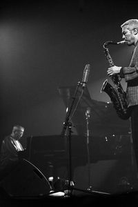 Randy Weston & Billy Harper - Cully Jazz Festival 2014