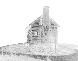 Slave Cabin (Hargraves Plantation/NC Botanical Gardens)