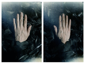 "EunGyeol Lee's Hands, From The Series ""The Magus""© Dongwook Lee, 2011"