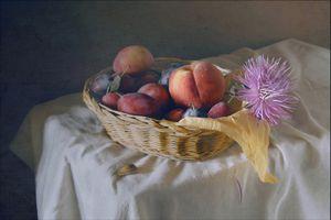 Etude d'Aout, 2013 © Galina Chirikova, Russian Tea Room Gallery