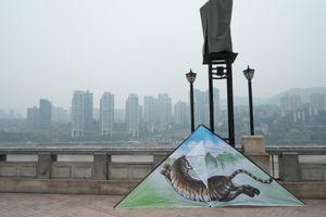 The Tiger, Chongqing, China.