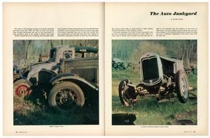 The Auto Junkyard, Fortune  © Walker Evans and courtesy of The Metropolitan Museum of Art