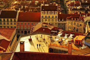 Lisbon - Roof Life