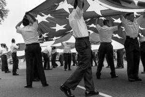 Parade #1. Washington DC
