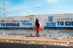 Mantén limpia tu ciudad (Maracaibo, Venezuela. 2015)
