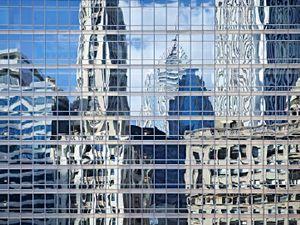 City Landscape, Chicago, Illinois