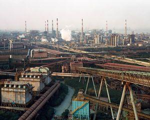 Bao Steel #2, Shanghai, 2005 © Edward Burtynsky