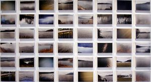 Forty Eight View of Loch Ness, 1997 © Spencer Finch, Rhona Hoffman
