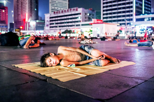 Franky Verdickt - Sleeping China | LensCulture