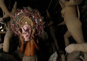 Sculpture. Kolkata, India