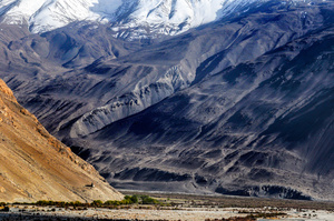 Wakhan valley, Afghanistan