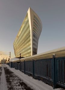 Legion-III Centre, Moscow, 2010