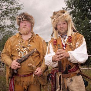 Fur Trappers, High Chaparral, Hillerstorp, Sweden, 2008