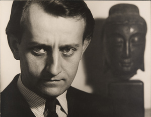 André Malraux, 1934. Archives Philippe Halsman © 2015, Philippe Halsman Archive / Magnum Photos