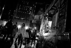 NYC, Night