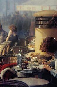 Paris, 1959 © Saul Leiter