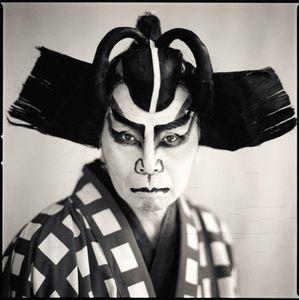 Susumu Takagi as Matsuomaru, Nakatsugawa Kabuki © Hiroshi Watanabe