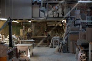 Venetian Craftsmanship - Feiffer Marble Workshop