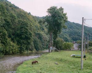 Bóbr river near Miedzianka