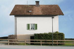 Dornbirn Houses #3 / 2013