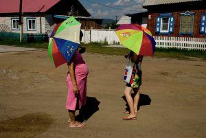 Ivolginsky datsan. Buryatia. Russia. 2010