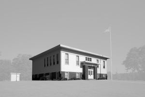 """Lyles Station Consolidated School, Lyles Station, Indiana"""