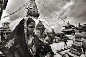 Mother, Kathmandu