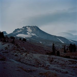 Dusk at Mount Hood, Oregon