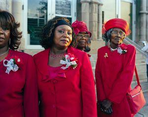 Red Sunday, New Pilgrim Baptist Church, Chicago