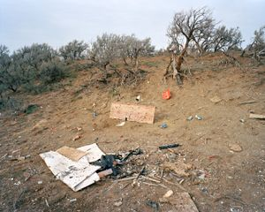 Discarded Targets, Madison County