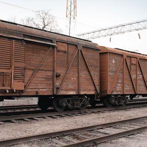 Wagons, Pravėniškės, Kaunas district.