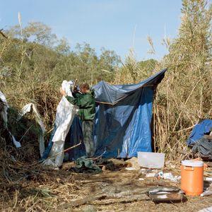 Tent City I, Sarasota, Florida 2014