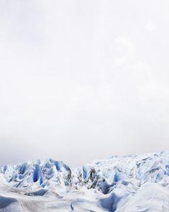 Perito Moreno, Patagonia, Plate I